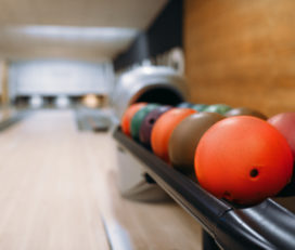Strike-Bowling u. Eventcenter